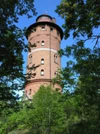 Djursholm water tower - Life in Danderyd