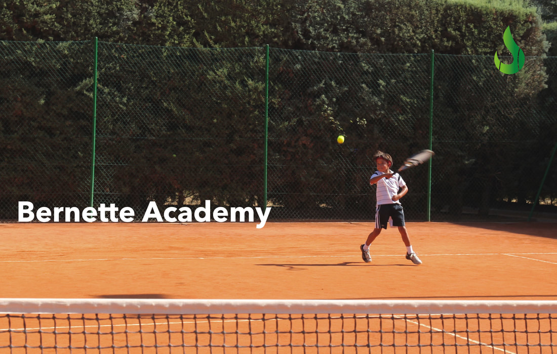 Tennis lessons - Life in Danderyd